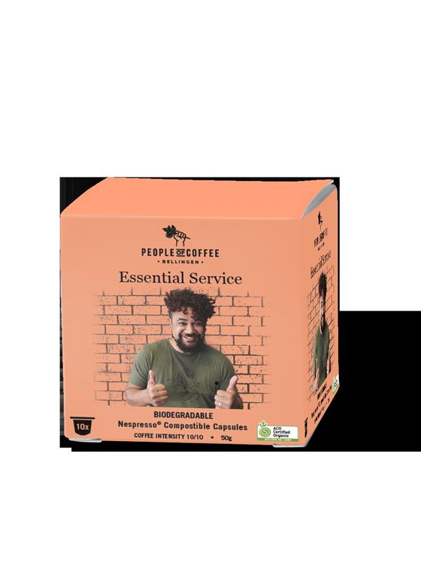 Essential Service Caps
